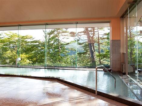 大浴場(山の湯)